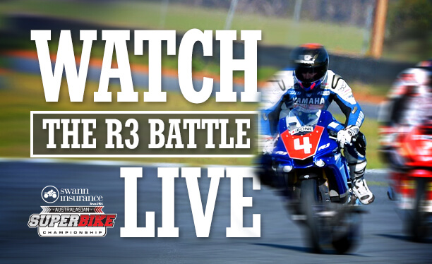 Watch Live The R3 Battle