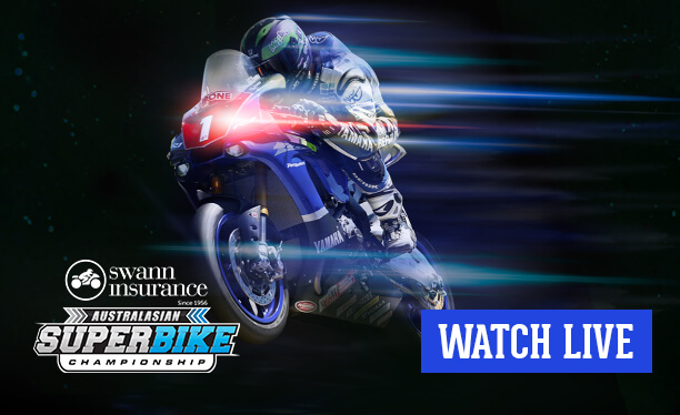Watch live SWANN SERIES RD 3 QUEENSLAND RWAY