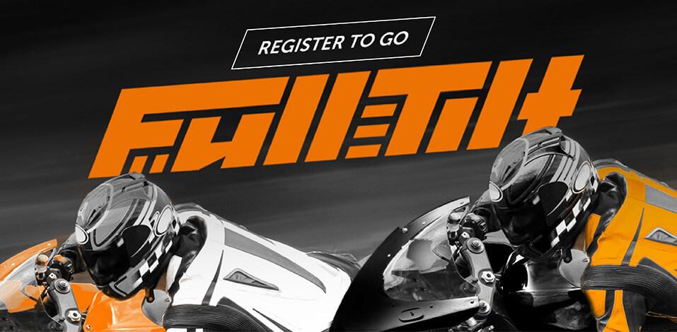 FULL TILT AT MOTO EXPO