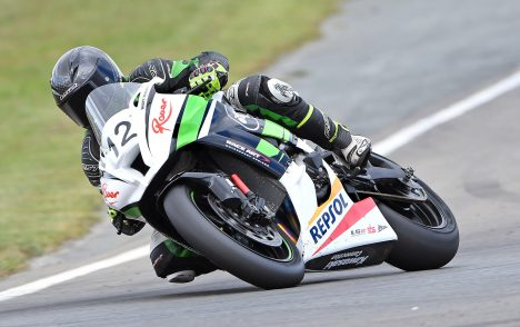 Walters Scores Top 10 in Mixed Wakefield Park ASBK Affair