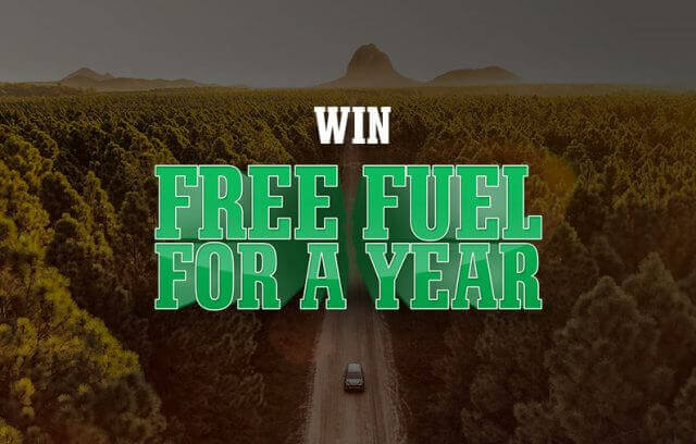 Win A Free Fuel for MotorBike