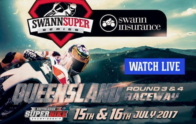 Watch Live R3 & R4 Queensland Raceway